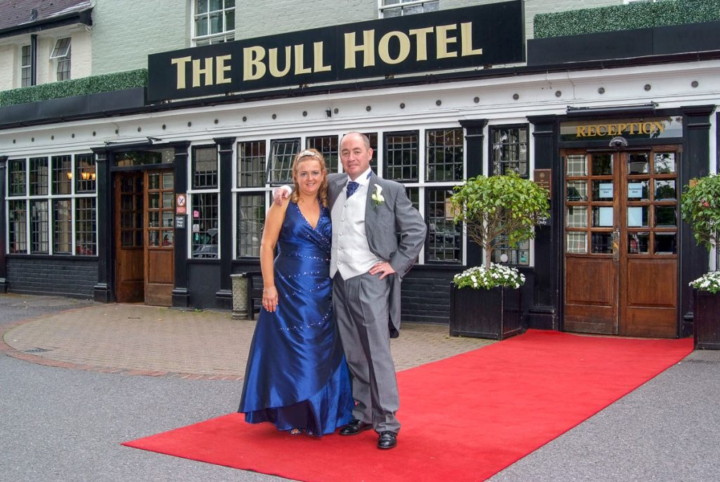 the bull hotel gerrards cross weddings