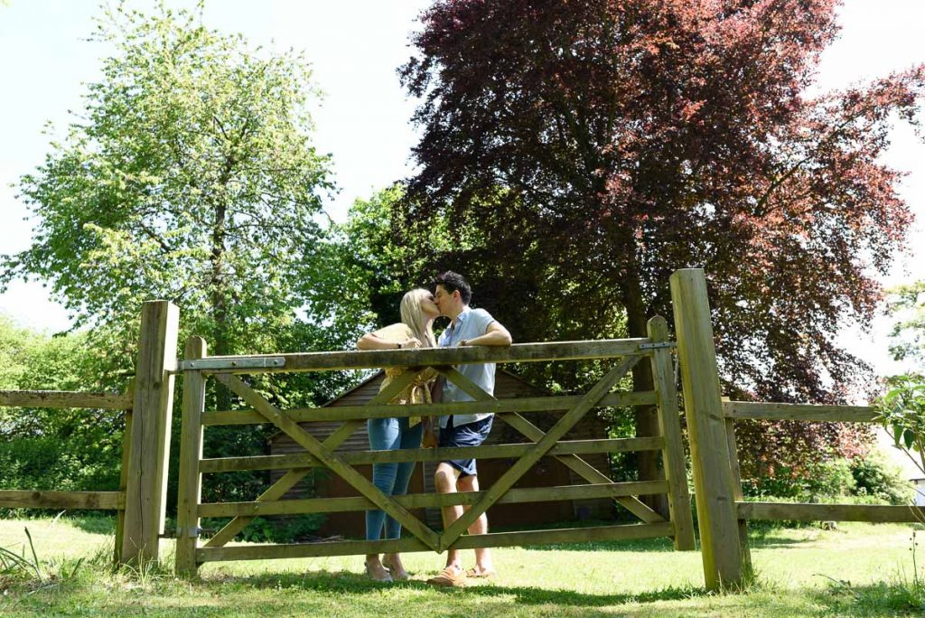 pre wedding shoot oxfordshire