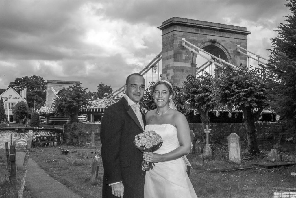 All Saints Marlow wedding