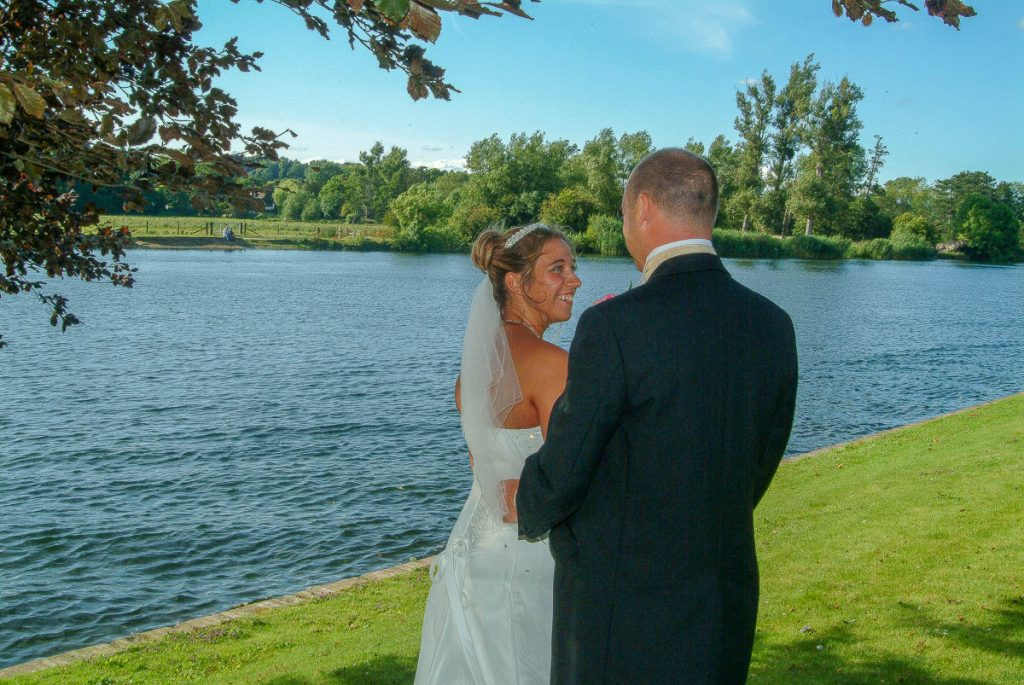 Bisham Abbey wedding