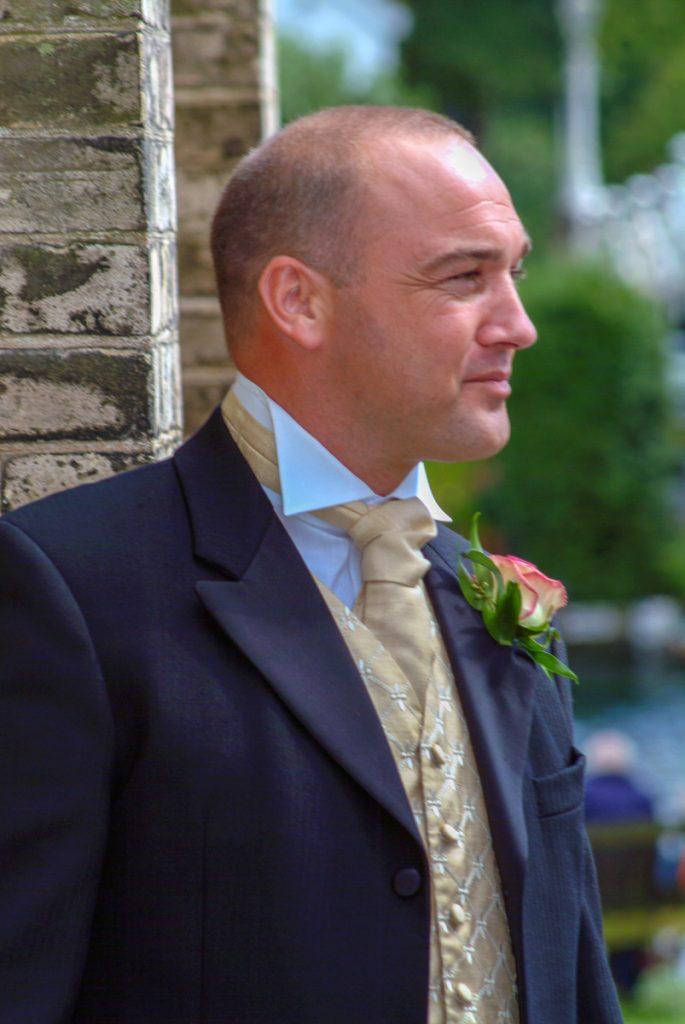 All Saints Marlow wedding