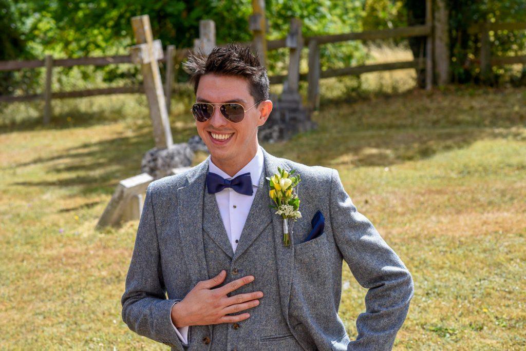 The Crown Inn wedding