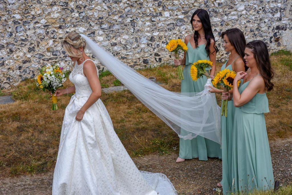 Pishill Church wedding photography