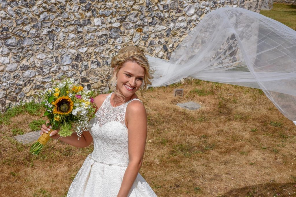 Pishill Church wedding