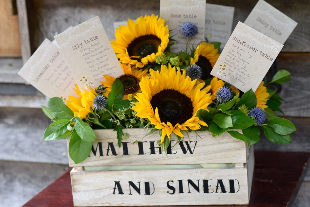 The Crown Inn wedding